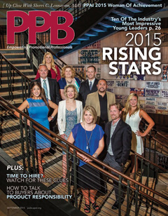 PPB Magazine - September, 2015 Cover